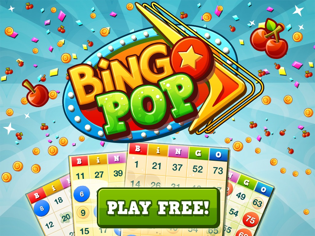 Play Pop Bingo Arcade Games at Casino.com