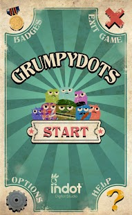 Grumpy Dots