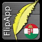 FlipApp Frases Célebres HU icon