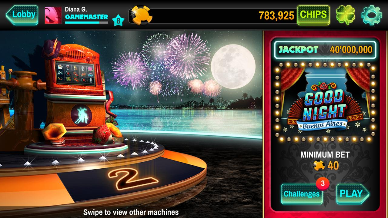 Casino Paraiso - screenshot