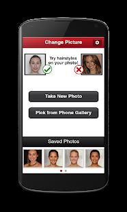 玩生活App|Hair App By Taaz免費|APP試玩