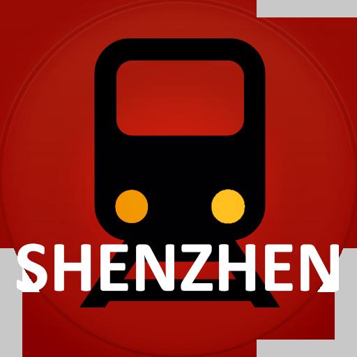 Shenzhen Metro Map 交通運輸 App LOGO-APP開箱王