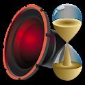 Speaking clock: DVBeepPro logo