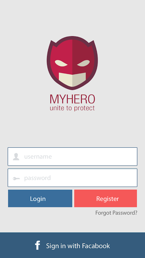 MYHERO - screenshot