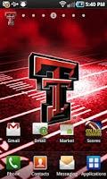 Screenshot of Texas Tech Revolving Wallpaper