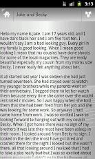 Adult Incest Stories