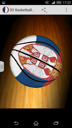 3D Basketball Serbia