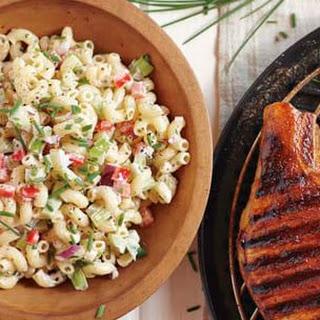 Healthy Macaroni Salad Without Mayo Recipes.