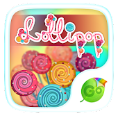 Lollipop GO Keyboard Theme