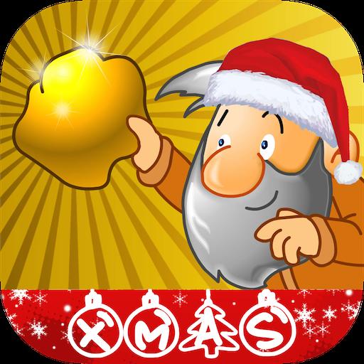 Gold Miner Classic - XMas 2015 LOGO-APP點子