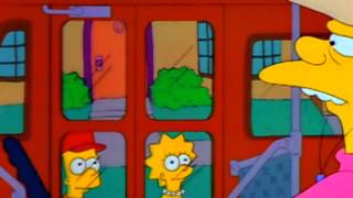 Bart's Friend Falls In Love