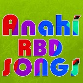 Anahí RBD Songs