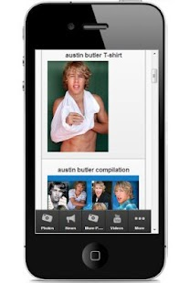 Austin Butler Fan App - screenshot thumbnail