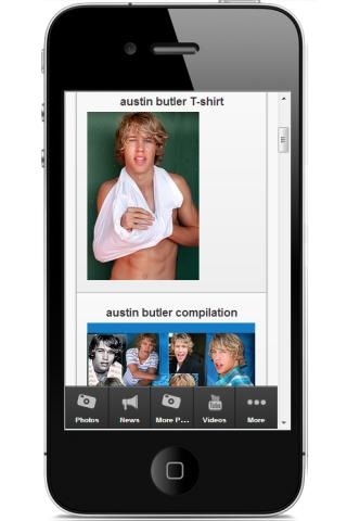 Austin Butler Fan App - screenshot