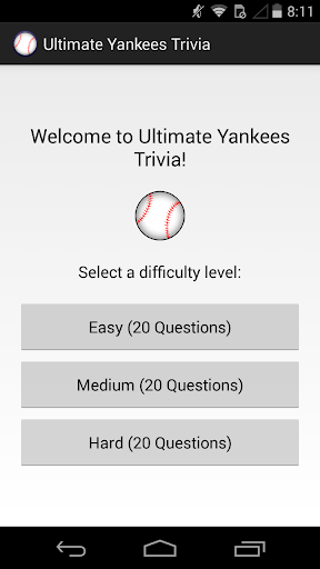 Ultimate Yankees Trivia