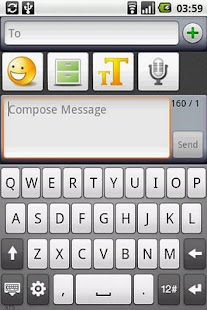 SMS Composer- screenshot thumbnail