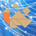 Tangram Puzzle logo