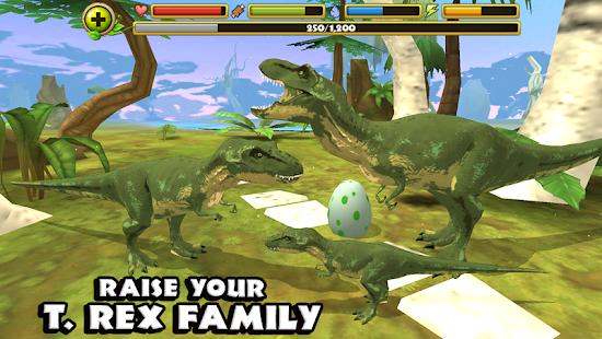 tyrannosaurus rex online games
