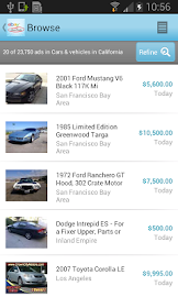 eBay Classifieds Screenshot 3