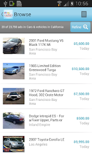 eBay Classifieds- screenshot thumbnail