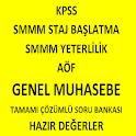 KPSS SMMM GENEL MUHASEBE APK1 icon