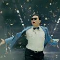 GangNam Style Psy 3D wallpaper icon