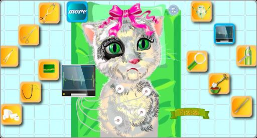 猫の心臓手術ゲーム