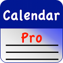 Calendar Pro/en - test version icon