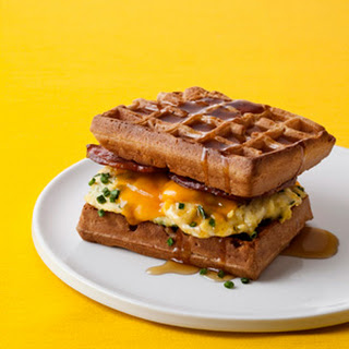 Waffle Eggwiches