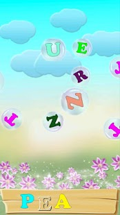 ABC Bubbles - English. Lite- screenshot thumbnail