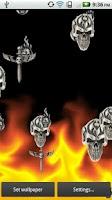 Screenshot of Skull Fire Live