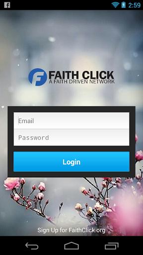 FaithClick Mobile App