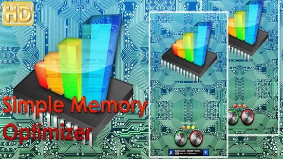 Memory Optimizer Tablet FREE - screenshot thumbnail