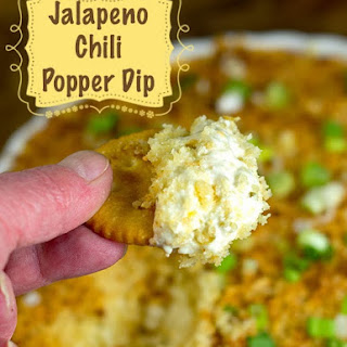 Hot Jalapeno & Chili Popper Dip