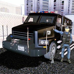 swat police car for PC and MAC