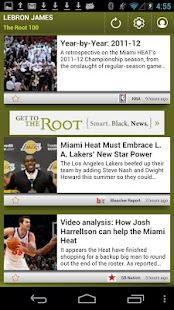 LeBron James: The Root 100 - screenshot thumbnail