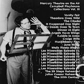 Mercury Theatre on the Air V 3