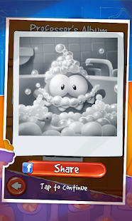 Cut the Rope: Experiments - screenshot thumbnail