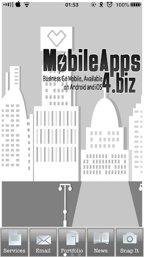 【免費商業App】Mobile Apps 4 Biz-APP點子