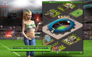 Screenshot of Fussballcup