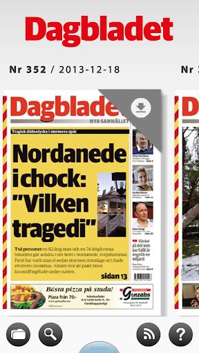 Dagbladet Sundsvall e-tidning