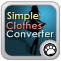 Simple Clothes Converter icon