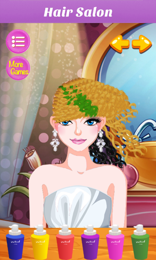 Sweet date beauty hair salon android apps on google play for A creative touch beauty salon