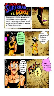 Superman VS Goku Espanol - screenshot thumbnail