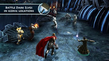 Screenshot of Thor: TDW - The Official Game