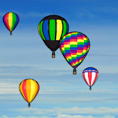 Free Hot Air Balloons LWP