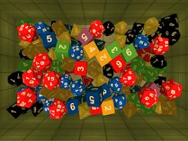 Screenshot of Dice & Dragons D&D 3D