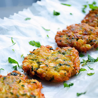 Potato Corn Fritters Recipes.