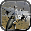 Airplanes Puzzle Game icon