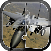 Airplanes Puzzle Game